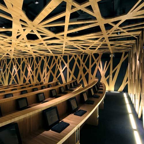 Projets Maderas Gamiz, spécialistes du bois de haute qualité.
