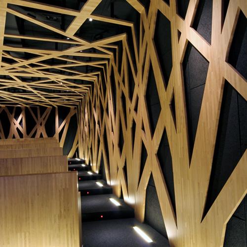 Grupo Gámiz proyectos en todo tipo de madera