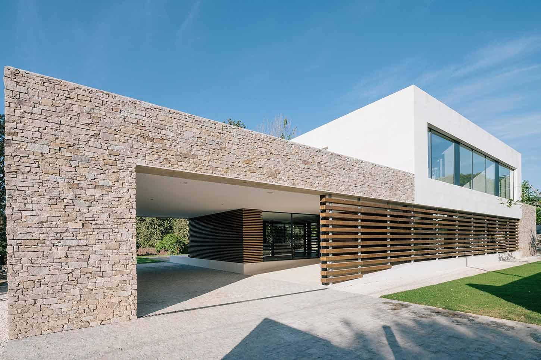 Projet Grupo Gámiz Accoya, Casa Luis Manzaneque