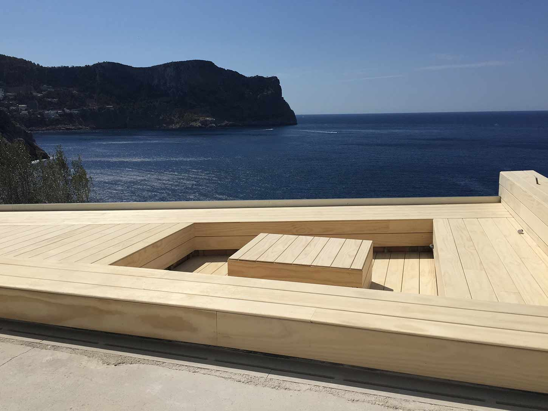 Grupo Gámiz proyecto Accoya puerto Mallorca - Andratx