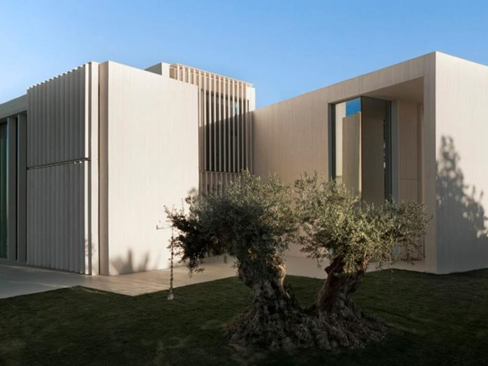 Grupo Gámiz project Accoya house Sardinera