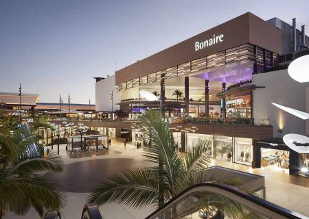 Projet Grupo Gámiz Centre commercial Geolam Bonaire Valence