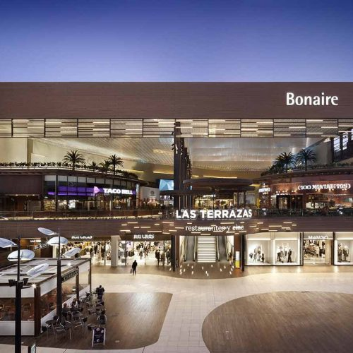 Grupo Gámiz Project Geolam Bonaire Shopping Center Valencia