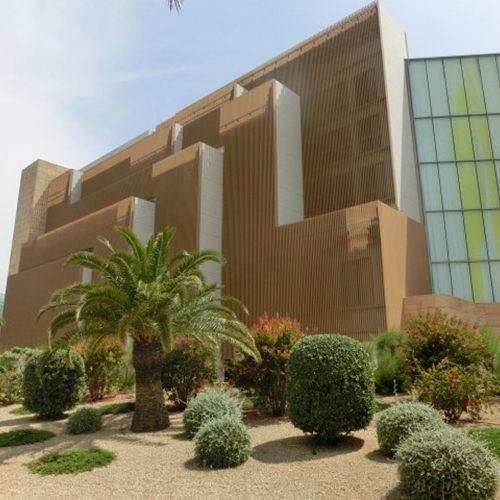 Grupo Gámiz proyecto Geolam Hotel Ibiza