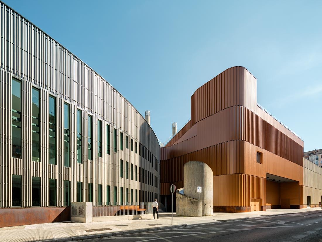 Proyectos ACCOYA, Palacio Congreso Europeo Vitoria-Gasteiz