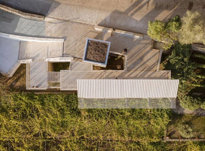 Mirador da Cova, madera sostenible Accoya®