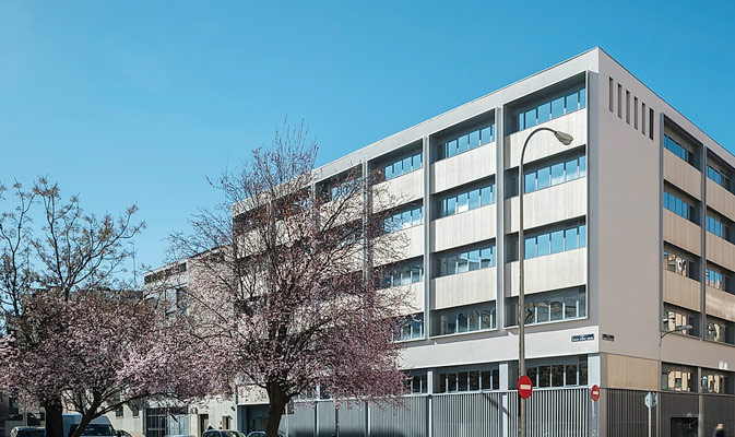 Nuevo Edificio Noreña, Madrid | Arq: Marta Susino, José María Peláez-Campomanes | Producto: Accoya