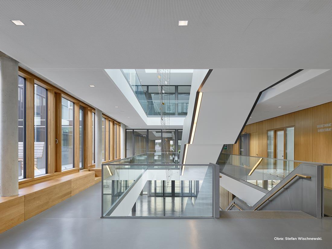 Proyectos VIGAM, Gymnasium München Nord
