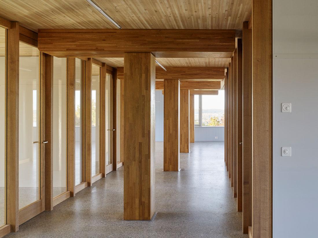 Proyectos VIGAM, Centro de especialización agrícola, Arenenberg