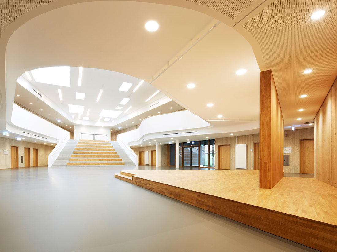 Proyectos VIGAM, Escuela de formación profesional, Sulingen