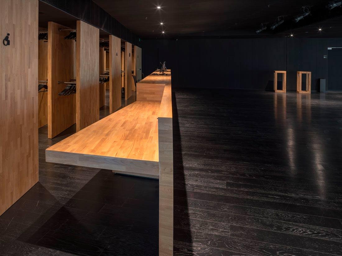 Proyectos ALIGAM, Centro cultural Muxikebarri, Getxo