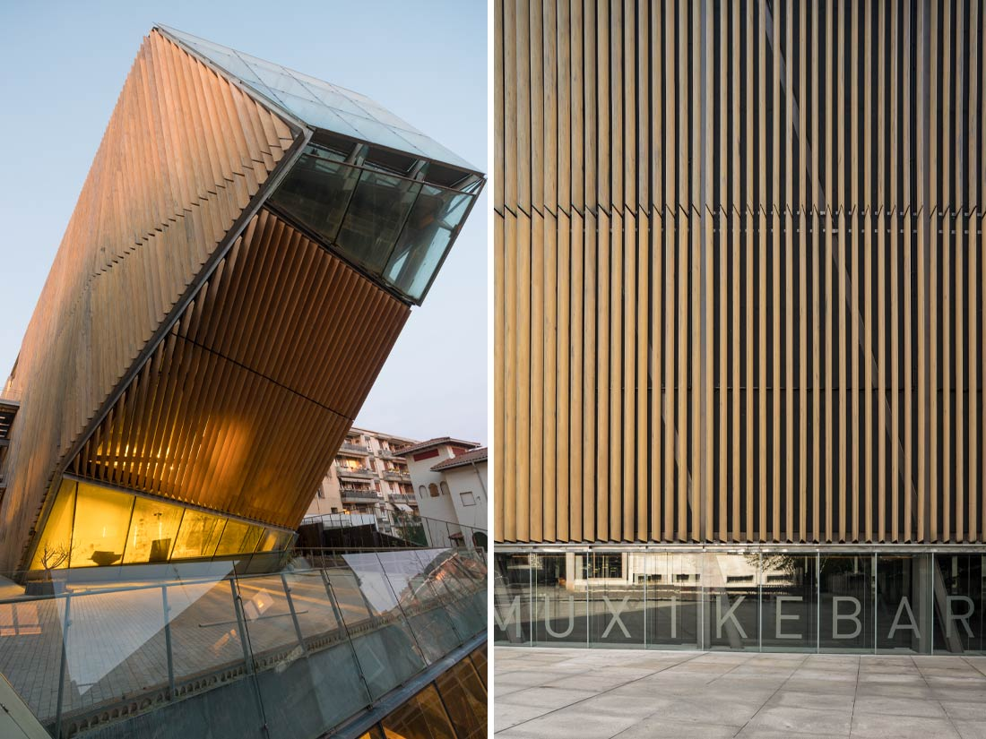 Proyectos VIGAM, Centro cultural Muxikebarri, Getxo