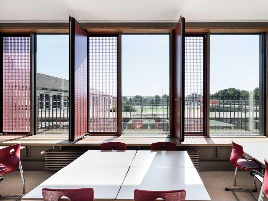 Proyectos VIGAM, Centro escolar Obermenzing, Múnich