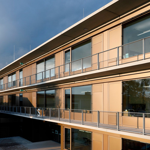 Proyectos VIGAM, Escuela Eichendorff, Stuttgart