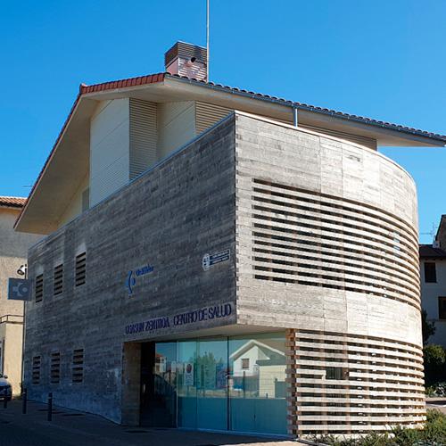 Proyectos ACCOYA, Centro de Salud de Campezo