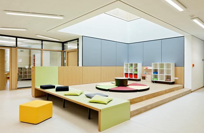 Escuela Eichendorff, Stuttgart