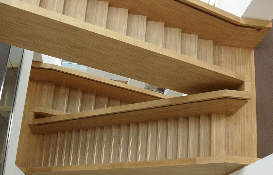 Proyecto VIGAM escaleras, VolkerWessels